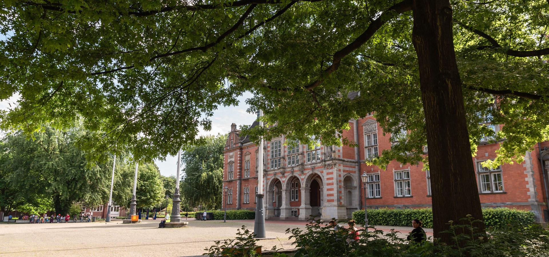 Rathaus Harburg