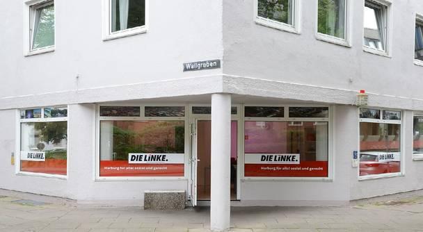 Fraktion DIE LINKE. in der Bezirksversammlung Harburg